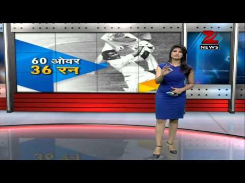 Sunil Gavaskar infamous 36 in Cricket World Cup 1975