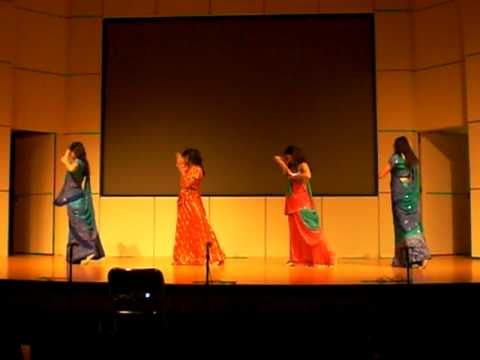 Northwestern Fusion Dance - Sajna Ji Vari Vari, Kajra Re, Ye Ishq Hai video