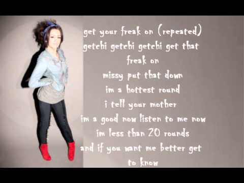 Cher Lloyd - The Clapping Song (Lyrics On Screen)