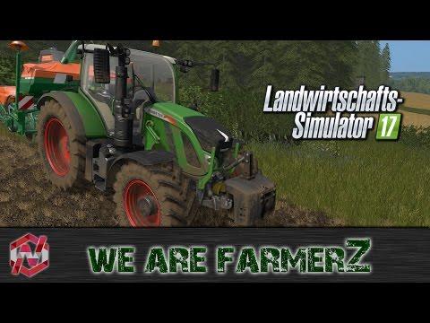 WE ARE FARMERZ - #012 - Auf welche Tiere gehen wir - Landwirtschaftssimulator 17 - LS17 - FS17