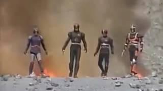 Kamen Rider Black RX ending Indonesia