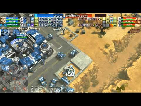 30 minute Air Mech Game 3v3 Casting