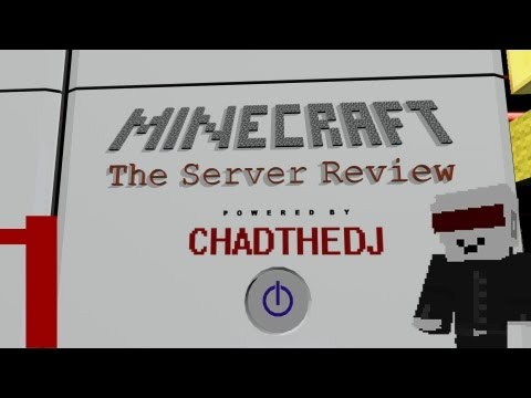 Minecraft Server Review 1 - GamingDeluxe MineCraft #1