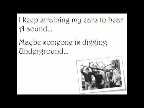 Bee Gees New York Mining Disaster 1941 Lyrics Video [HQ]