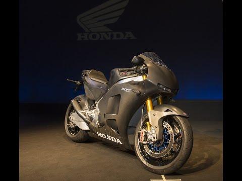 Honda RC213V S First Photos