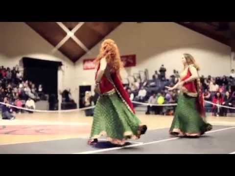 Bollywood Fusion Ireland Holi Perfromance 1234 get on the dance...