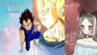 💙 There's One Thing A Saiyan Always Keeps : HIS PRIDE 💙 DRAGON BALL LEGENDS
