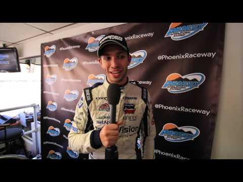 Kyle Kaiser Phoenix Post Win Race Recap