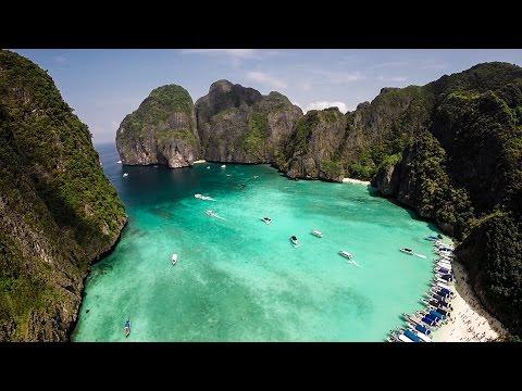 Phuket, Phi Phi Island, Krabi, James Bond Island, Similan (Thailand)