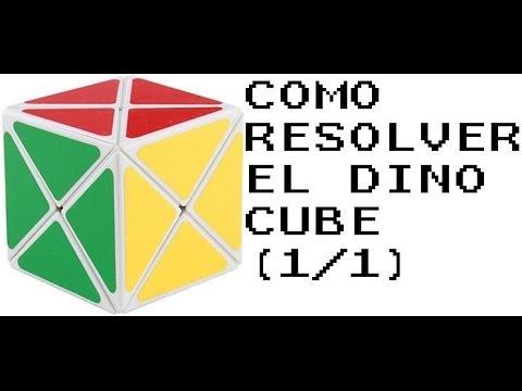 Como Resolver el Dino Cube (1/1)