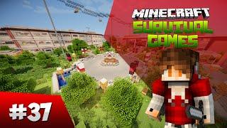 OMG KEYBOARD CAM!! | Minecraft Survival Games #37