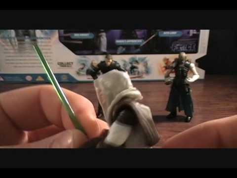 Star Wars Evolutions Vaders Secret Apprentice 3 pack review