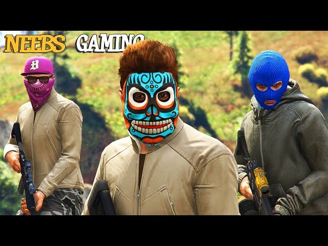 STUPID MASK - (GTA 5 Cinematic Series)