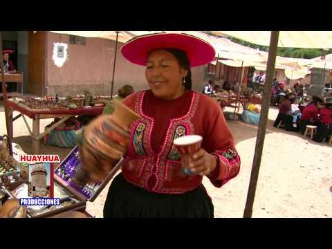 """Yeni Garcia - Soy Comerciante / Video Oficial Full Hd """"huayhua Producciones"""""""