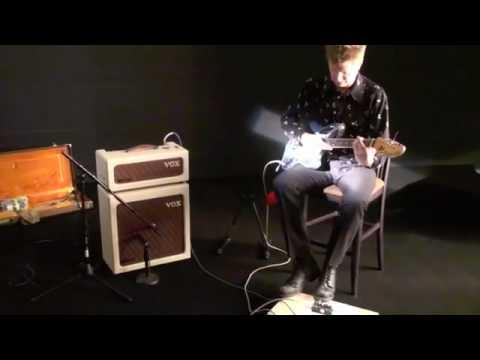 Nels Cline plays Zvex Box Of Metal