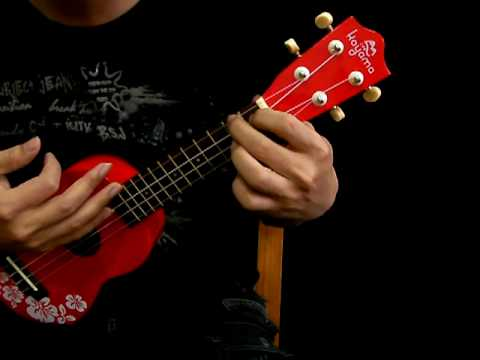 烏克麗麗 教學 In the mood (下) by Chaoyuan with ukulele