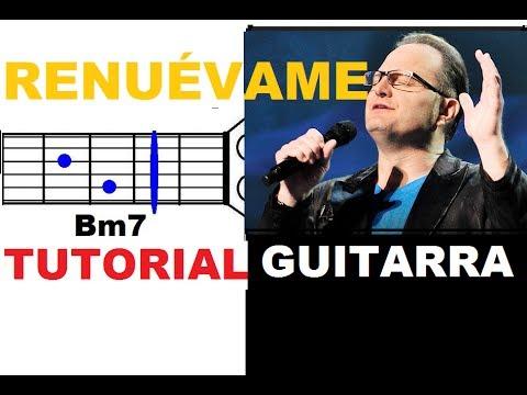 57) Renuévame - Marcos Witt (Tutorial Guitarra - Acordes sencillos)