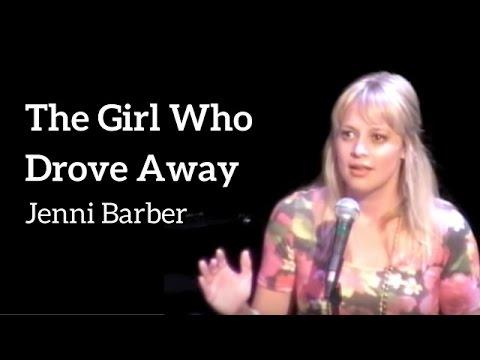 THE GIRL WHO DROVE AWAY - Jenni Barber