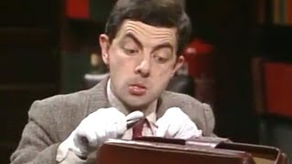 Library | Special Episode | Mr. Bean Official
