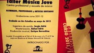 """Taller de Musica Jove Sax Sextet, Valencia (Spain) - """"SAX PER SEI"""" (Ilio Volante)"""