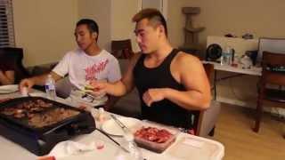 VLOG#1 Andy Le of Martial Club & Brian Le