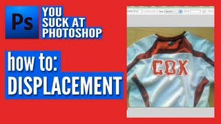 You Suck at Photoshop - Displacement
