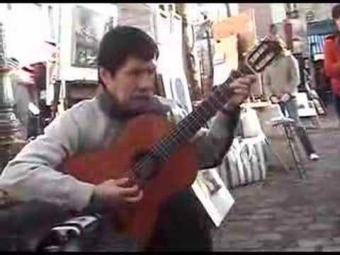 Gentil Montaña play La Comparsa