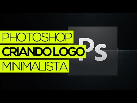 Tutorial Photoshop: Criando LOGO minimalista