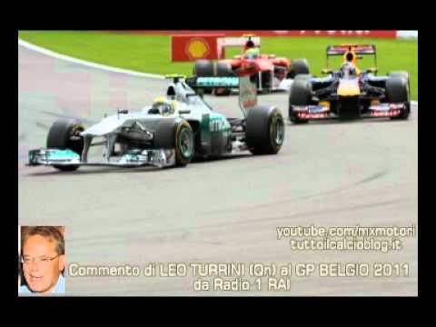 """""""E se Schumacher fosse al posto di Massa?"""" - Leo Turrini commenta il Gp Belgio 2011 (SPA)"""