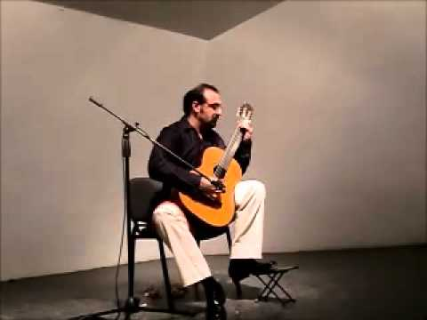 Balada para una guitarrista difunta - Eduardo Garrido