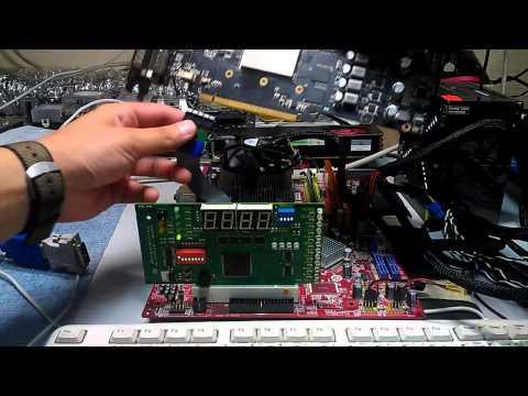 Ремонт видеокарты ASUS GeForce GTX 560. Эксперимент с видеокартой