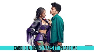 Cardi B & Bruno Mars ft. Please Me