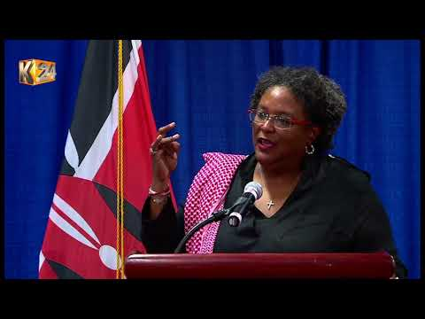 Kenyatta in Barbados: President woos Barbadian investors