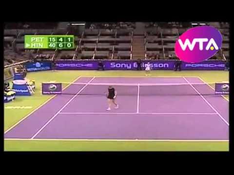 Martina Hingis v. Nadia Petrova | 2006 WTA Championships RR