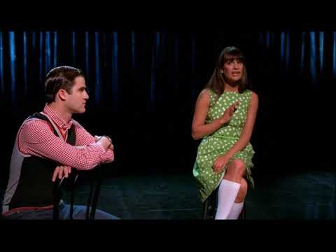Glee - Big Girls Don't Cry (Full Performance) 3x19