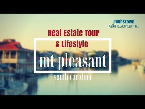 Mount Pleasant, SC Real Estate Tour and Lifestyle