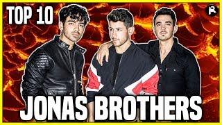 TOP 10 FAVORITE JONAS BROTHERS SONGS