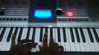 The Maari Swag Tamil Keyboard Notes  (Maari theme Song)