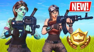 Fortnite Limited Testing Event Duo Scrims! *Pro Fortnite Player* (Fortnite Live Gameplay)