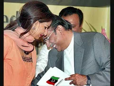 Sherry Rehman & Zardari Scandal