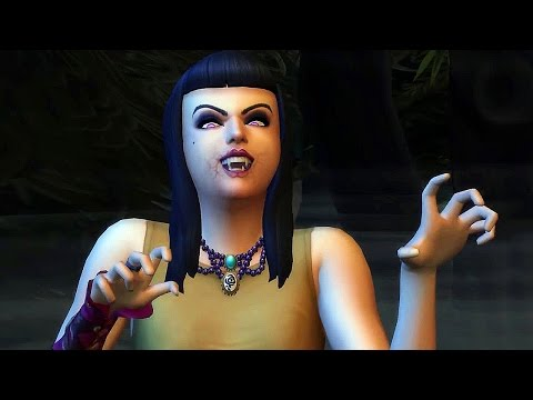 THE SIMS 4 Vampires Trailer