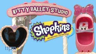 Shopkins Season 9 Wild Style Kitty Dance School from Moose Toys