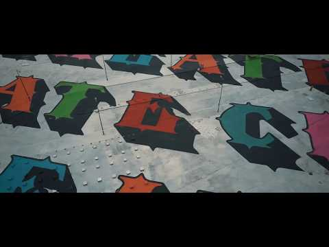 지포와 스트릿 아티스트 벤 아인이 함께한 작품 영상
