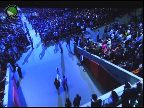 30/04/13 Consagración e Inauguración de Nuevo Templo de Casa de Dios en Fraijanes
