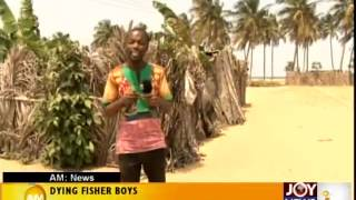 Dying Fisher Boys - AM News (28-7-14)