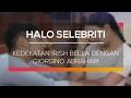 Kedekatan Irish Bella dengan Giorgino Abraham - Halo Selebriti MP3