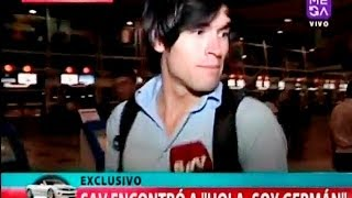 Entrevista Exclusiva a German Garmendia | HolaSoyGermanchelo