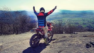 ENDURO WITHOUT LIMITS - Only Sky Is the Limit