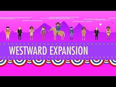 Westward Expansion Crash Course US History amended