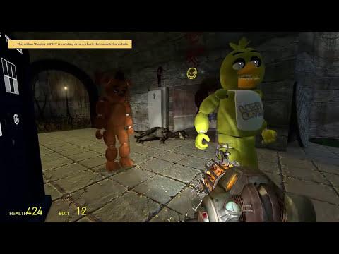 2spooky4fizone - Garry's Mod Nightmare Church - #2